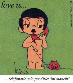 Telefonata d'amore