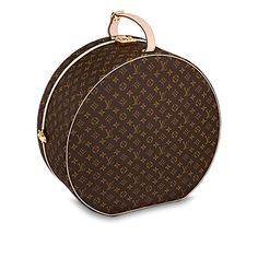 Boite Chapeaux 50 Monogram Canvas in Women s TRAVEL collections by Louis  Vuitton 4f0379f05e