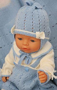 Schattigste baby doll breipatroon van het Jaar