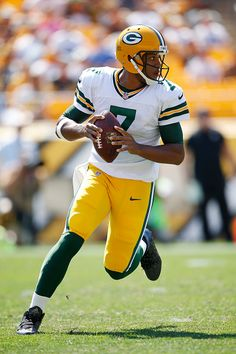 Men s Nike Green Bay Packers  7 Brett Hundley Elite White NFL Jersey a9fd522e4