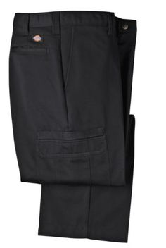 Dickies Mens LP337 Cotton Cargo Pant-BLACK. Read more at http://www.zone355.com/dickies-mens-lp337-cotton-cargo-pant-black-33x30/