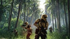 The Battle of Scarif