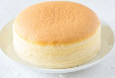 Japanischer Käsekuchen ist so fluffig wie Zuckerwatte