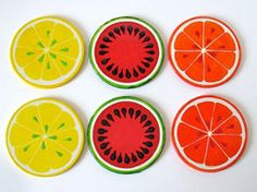 Citrus cookies! :]