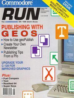 RUN, August 1991
