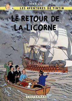 Le retour de la Licorne