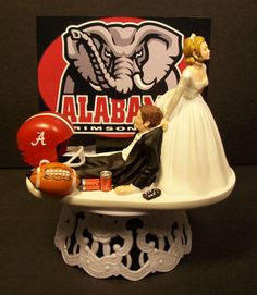 alabama football wedding cake toppers 1000 ideas about alabama football on 10645