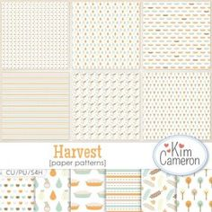 Harvest Patterns CU