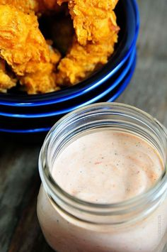 Comeback Sauce Recipe - So good for all kinds of dipping! Love it with chicken fingers, on salads, chicken wings and more! A southern classic! // addapinch.com