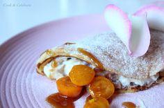 Cook & Celebrate: Puszyste naleśniki z kremem różanym