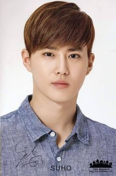 Kim Jun Myeon, better known by his stage name Su Ho, is a South Korean singer and actor. He is the leader of the k-pop boy group Chanyeol, Kyungsoo, Chen, David Mazouz, Wu Yi Fan, Kim Joon, Exo Korean, Exo Ot12, Kim Junmyeon