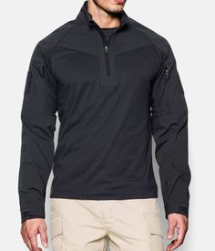 Shop Under Armour for Men's UA Storm Tactical Combat Shirt in our Mens Tops department.  Free shipping is available in US.