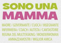 Mamma: definizione Italian Quotes, My Philosophy, To My Daughter, Daughters, Words, Madonna, Cactus, Comic, Link