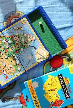 Afrikan Tähti -matkapeli