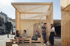 The Best Student Design-Build Projects Worldwide 2016,Kitchen21 (TU Wien Institute for Architecture and Design). Image © Leonhard Hilzensauer