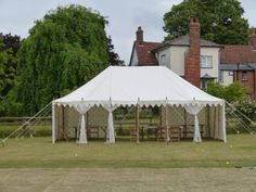 Canvas Marquee Tents by Sangeeta International
