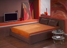 european contemporary bedrooms | Modern Contemporary Bedroom Furniture