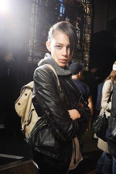 Binx Walton Model Superga Collection Interview & Pictures (Vogue.co.uk)