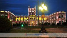 El Palacio de Los López.- Fuente Página Bienvenido a Paraguay.com BETA