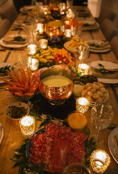 How to host the ultimate fondue dinner party