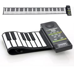 Flexible Roll Up Synthesizer Keyboard Piano  #electronics #consumer #relgard