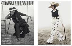 Vogue Germany - EIGEN-SINNLICH by Giampaolo Sgura