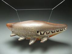 Skimming Beast by Eva Funderburgh, via Flickr