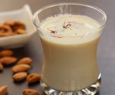 Almond Milk (Badam ka Doodh)
