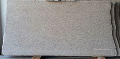 White Pearl Stone Slab Tile