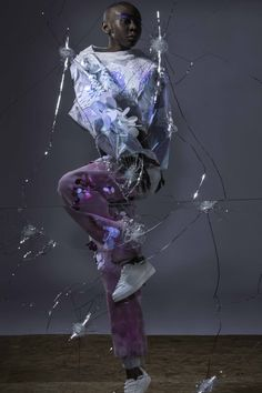 Designer Hayley Waltham, Fashion Design BA (Hons) 2016