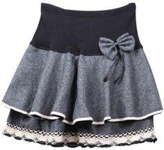 #Romwe #Skirt #ROMWE #Wave #Bowknot #Grey #Skirt, #Latest #Street #Fashion ROMWE | Wave Hem Bowknot Grey Skirt, The Latest Street Fashion http://www.seapai.com/product.aspx?PID=1671152