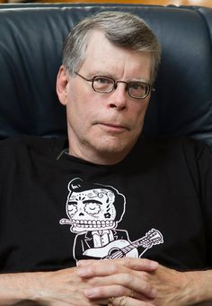 Stephen King Photo NYTimes