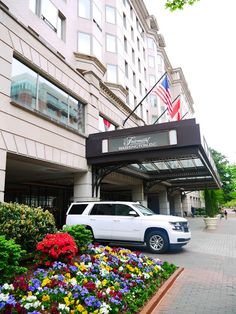 Western New Yorker: Welcome To Fairmont Washington D.C., Georgetown