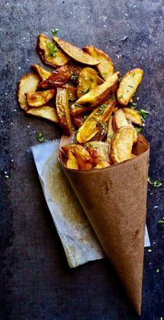 Herbed fries
