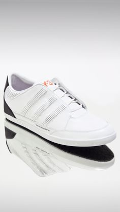 4ee219720 Y-3 Honja low classic 2 Trainers - White £195.00 Adidas Gazelle