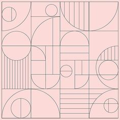 art deco Have you seen the bauhaus outline tr - art Motif Art Deco, Art Deco Pattern, Art Deco Design, Wood Design, Art Deco Art, Design Balcon, Textures Patterns, Print Patterns, Boho Pattern