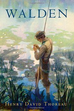 Walden (9781449544362): Henry David Thoreau: Books