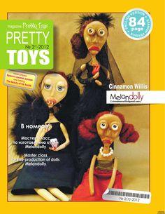 Милые игрушки 02 2012 - Игрушки и куклы - Журналы по рукоделию - Страна…