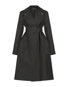 Calvin Klein Collection Full-length Jacket In Black Calvin Klein Collection, World Of Fashion, Dresses For Work, Clothes For Women, Coat, Long Sleeve, Sleeves, Jackets, Shopping