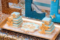 Magical Cinderella Birthday Party via Kara's Party Ideas   The Place for All Things Party! KarasPartyIdeas.com (3)