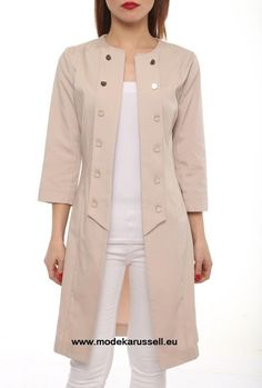 Trench Coat Helena Beige