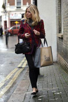 Sienna Miller http://www.thelooksforless.nl/sienna-miller-style/