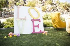 Colorful Palm Springs wedding by Valley & Company Events and Llanes Wedding Photography