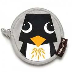 Portemonnee Pinguin - Kudzu eco webshop