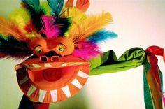 Créez un magnifique dragon en un clin d'oeil pour fêter le nouvel an chinois avec votre enfant ! Découvrez tous les autres ateliers C-MonEtiquette.