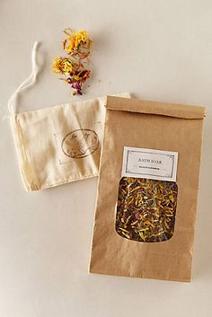 Mullein & Sparrow Herbal Bath Soak