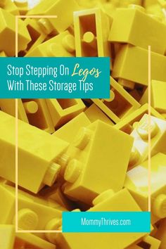 Under Bed Lego Storage - Lego Storage Tables and Ideas - Lego Storage and Organization Ideas Small Space Organization, Home Organization Hacks, Organization Ideas, Lego Table With Storage, Lego Storage, Organizing Clutter, Organizing Your Home, Step On A Lego, Building For Kids