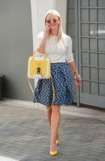REESE WITHERSPOON in Skirt Out in Los Angeles