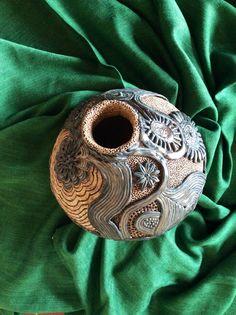 Ceramics Art Hand made by Nejla Özdoğan
