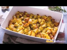 Patate forno